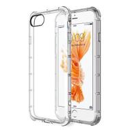 *SALE* Duraproof Transparent Anti-Shock TPU Case for iPhone 8 / 7 - Clear