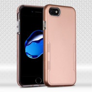 TUFF Contempo Hybrid Armor Case for iPhone 8 / 7 - Rose Gold