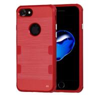 TUFF Cosmic Space Premium TPU Case for iPhone 8 / 7 - Red