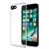 Premium TPU Case with Camera Lens Protector for iPhone 8 / 7 - Clear
