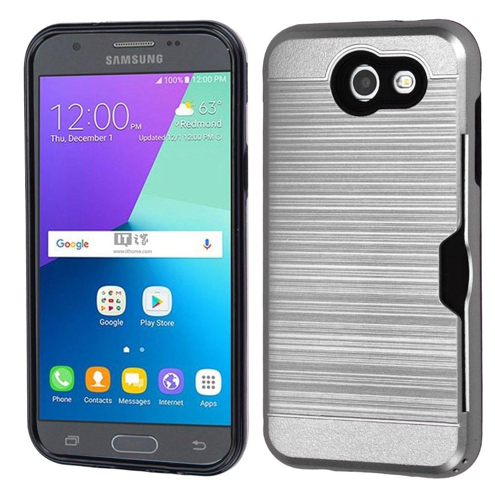 Card To Go Hybrid Case for Samsung Galaxy J3 (2017) / J3