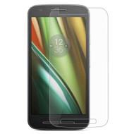 Premium 2.5D Round Edge Tempered Glass Screen Protector for Motorola Moto E3 / G4 Play / G Play