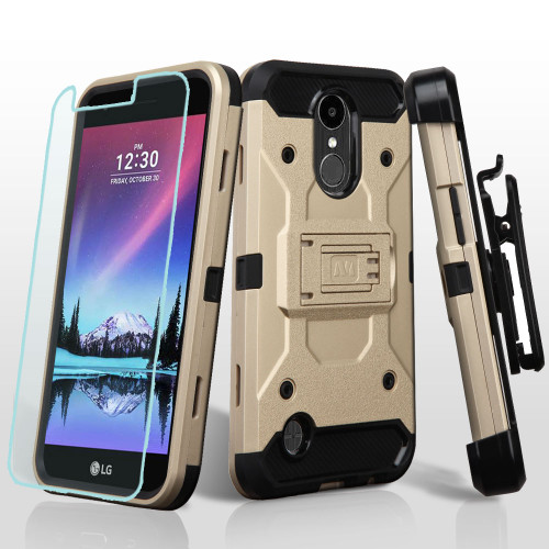 Sale Kinetic Holster Case Tempered Glass Screen