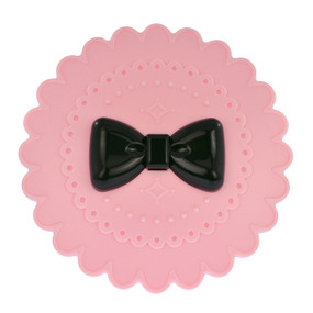 Pink Bow Eyelash Storage Case