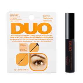 DUO® Dark Brush On Strip Eyelash Adhesive