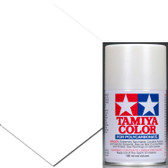 Tamiya Polycarbonate PS-57 Pearl White Spray Paint 86057