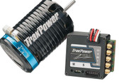 TrakPower MS-1 Sensored Brushless ESC & 21.5T Sensored Brushless Motor System TKPC6050