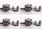 Tiger Motor Navigator MN2206-20 2000KV Brushless Multi Rotor Motor Set of 4