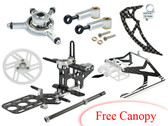 Microheli T-REX 150 DFC CNC Performance package