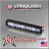 "Vanquish VPS06757 Rigid Industries 3"" LED light bar Black"