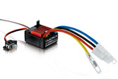 Hobbywing QUICRUN 1060 BRUSHED ESC (1/10) ELECTRONIC SPEED CONTROL