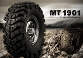 "Gmade 1.9"" MT1901 Off-road Tires (2) GM70164"