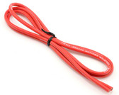 "Tekin 12awg Silicon Power Wire 36"" Red TT3012"