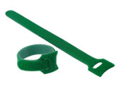 Microheli Double Sided Velcro Strap 150x12mm 2PC GREEN