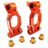 Hot Racing DMD1903 Aluminum Hub Carrier/C-Hub Orange Dromida SC4.18
