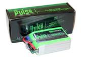 Pulse 4S 2P 14.8V 3300mAh 35C LiPo Battery Flat Pack DJI F450 550