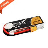 Tattu 3S 1800mAh 11.1V 75C 3S1P Racing Lipo Battery Pack w/ XT60 Connector
