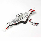 Kyosho DRB001W Painted Body Set for G-ZERO White Drone Racer