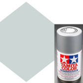 Tamiya Polycarbonate PS-48 Semi-Gloss Silver Spray Paint 86048