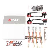 EMAX RS2205 2300KV RaceSpec Brushless Motor 30A BLHeli Lightning ESC Combo