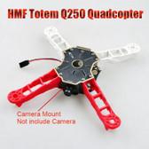 HMF Totem Q250 250mm 4-Axis Quadcopter Frame Kit FPV / CC3D Compatible