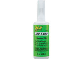 Pacer Zap Adhesives Zap-A-Gap CA+ Glue Medium 2 oz PT01