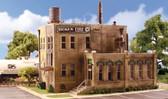 Woodland Scenics Sicken Tire Company N Railroad Train Building  PF5204