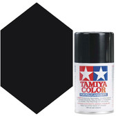 Tamiya Polycarbonate PS-5 Black Spray Paint 86005