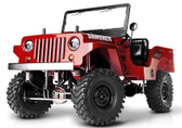 Gmade 1/10 GS01 Sawback 4WD Crawler Kit GM52000