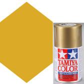 Tamiya Polycarbonate Gold Spray Paint PS-13