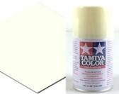 Tamiya TS-7 Racing White Lacquer Spray Paint 3 oz