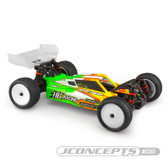 J Concepts 0361L F2 - HB Racing D418 Body Light Weight w/ S-Type Rear Wings