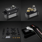 POWER HD M9 Coreless Motor 6.0-8.4 DC Volts Copper & Alum Gear Digital Servo