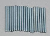 """Sullivan S498 Threaded Stud 2-56 1"""" (20)"""