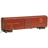 Kadee #6406 Tidewater Southern Road #501 50' PS1 Boxcar Red : HO Scale