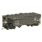 "Kadee #7520 ALTON ROAD #61086 50 Ton AAR ""Standard"" Open Bay Hopper : HO Scale"