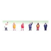 Model Power 6062 Fat People (6) O Scale