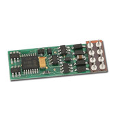 NCE 5240128 N14IP Decoder Direct Plug in : Con-Cor N Scale PA1 / 4-8-4 w/ DCC