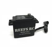 Reef's RC 400:SC High Torque High Speed Digital Brushless Short Course Servo