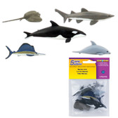 Woodland Scenics SP4447 Marine Life Scene Setters Pkg (5) All Scales