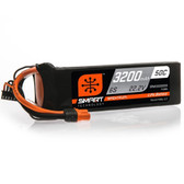 Spektrum  22.2V 3200mAh 6S 50C Smart LiPo Battery w/ IC3 Connector SPMX32006S50