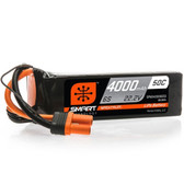 Spektrum  22.2V 4000mAh 6S 50C Smart LiPo Battery w/ IC5 Connector