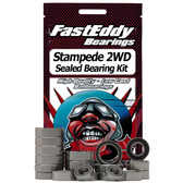 Fast Eddy Bearings TFE128 Traxxas Stampede VXL 2WD Sealed Bearing Kit