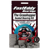Fast Eddy Bearings TFE1857 Tamiya The Grasshopper 58043 Sealed Bearing Kit