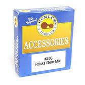 Thumler's Tumbler 408 Rocks Gem Mix 1Lb