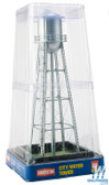 Walthers 933-2826 City Water Tower - Built-Ups Assembled - Silver : HO Scale