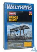 Walthers 933-2906 Bridge Crane Kit : HO Scale