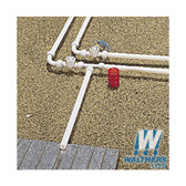 Walthers 933-3105 Piping Kit : HO Scale