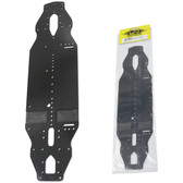 Yeah Racing XR-T4-028 Equal Flex Carbon Graphite Chassis 2.0mm : Xray T4 2019