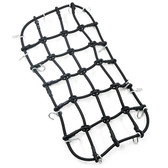 Yeah Racing YA-0560BK 1/10 RC Crawler Accessory Luggage Net 200mm x 110mm Black